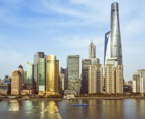 Shangai Logistics - Şangay Lojistik
